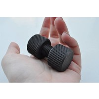 thumb-Nylon CF15, Carbon black, 600 grams (0.6 KG)-3