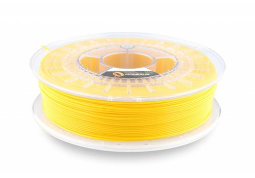 Fillamentum ASA Traffic Yellow, RAL 1023 - technical polymer, 750 grams
