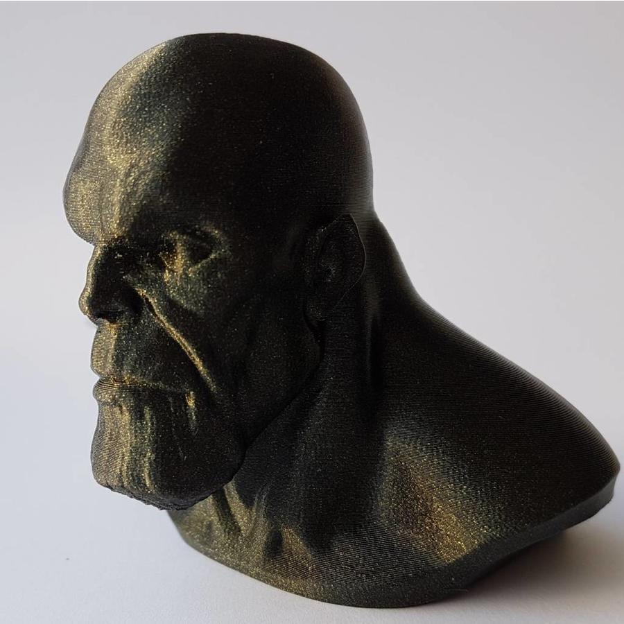 PLA Vertigo Galaxy, premium 3D filament, 750 grams-3