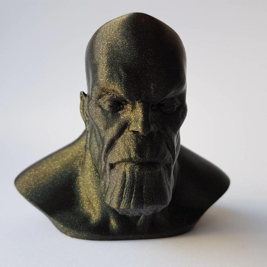 PLA Vertigo Galaxy, premium 3D filament, 750 grams-5