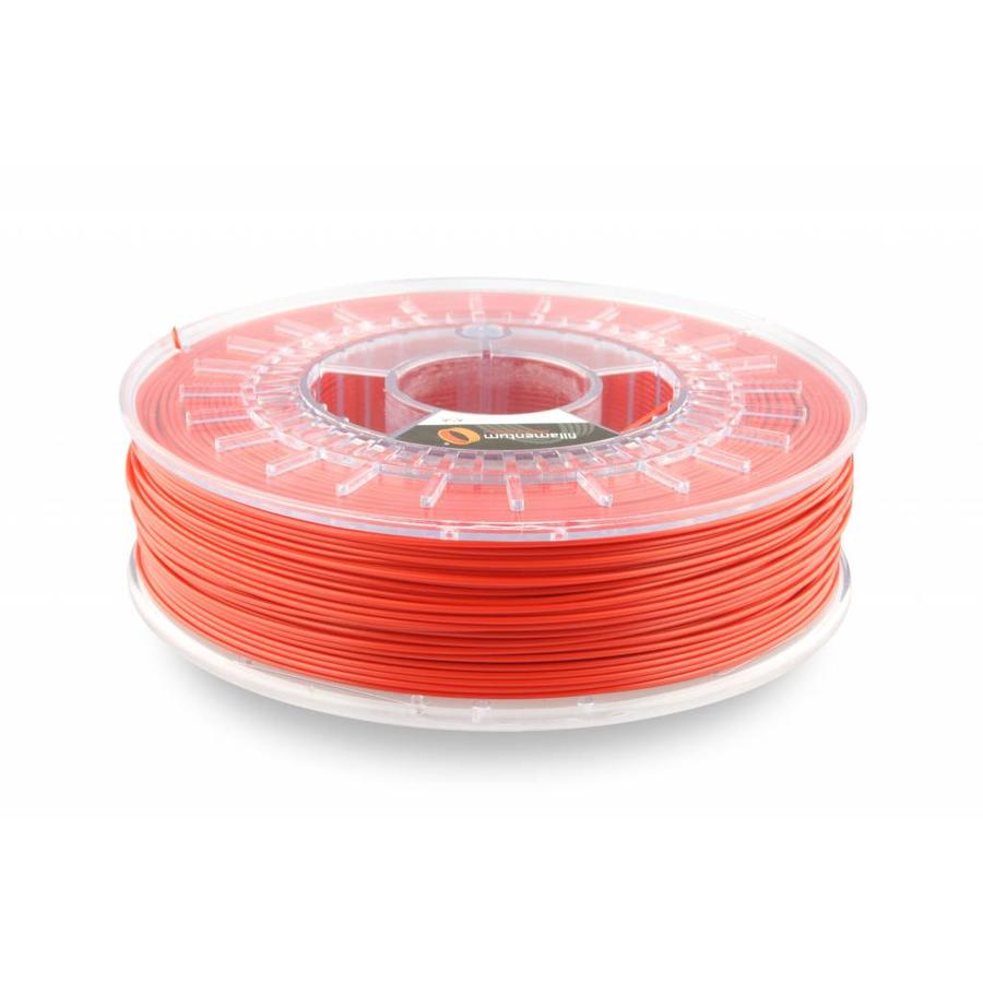 ASA Traffic Red, RAL 3020 / Pantone 485 - technical polymer, 750 grams-1