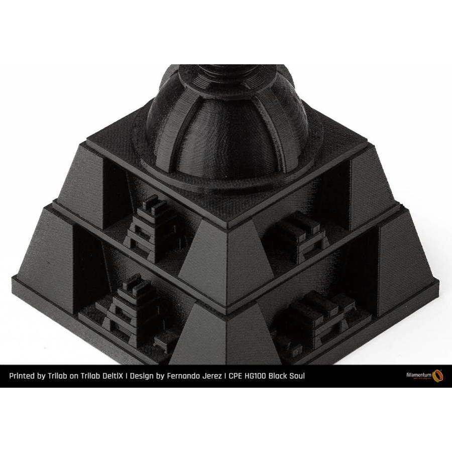 CPE (co-polyester) HG100 Gloss, Black Soul, greatly improved PETG-2