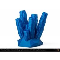 thumb-CPE HG100 Gloss BLUE, Deep Sea Transparant, sterk verbeterd PETG filament-2