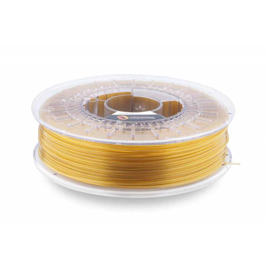 CPE HG100 Gloss, Morning Sun Transparent, greatly improved PETG filament-1