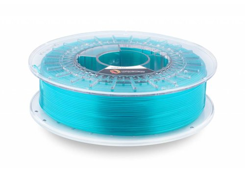 Fillamentum CPE (copolyester) HG100 Gloss, Iced Green Transparent, enhanced PETG filament