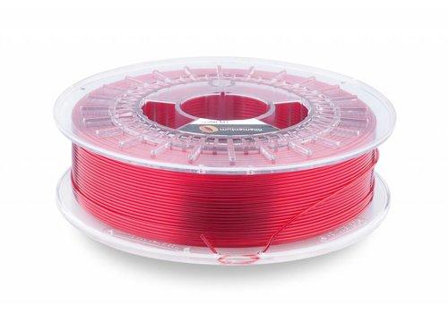 Fillamentum CPE HG100 Gloss, Red Hood Transparent, enhanced PETG 3D filament