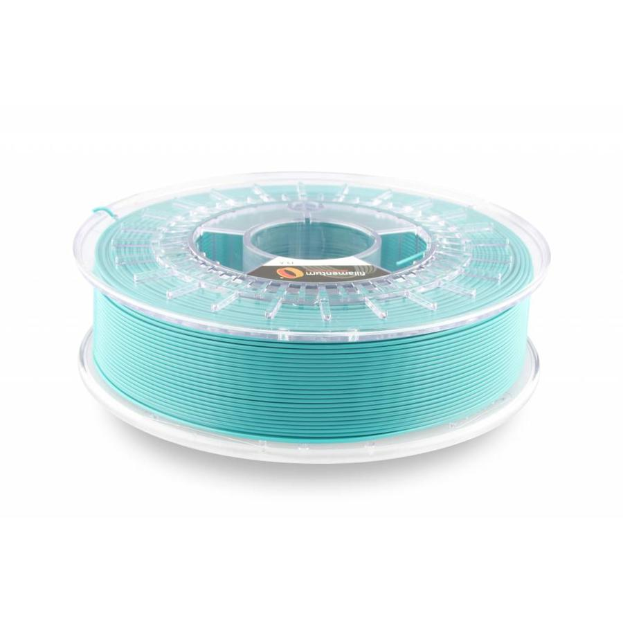 PLA Turquoise Blue: RAL 5018, PMS 3145, 1.75 / 2.85 mm, 750 grams (0.75 KG)-1