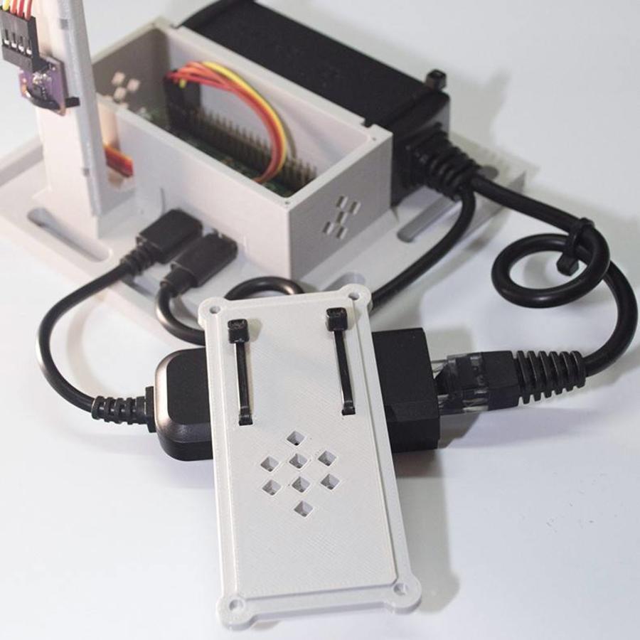 PLA Electric Grey, 750 gram (0.75 KG)-4