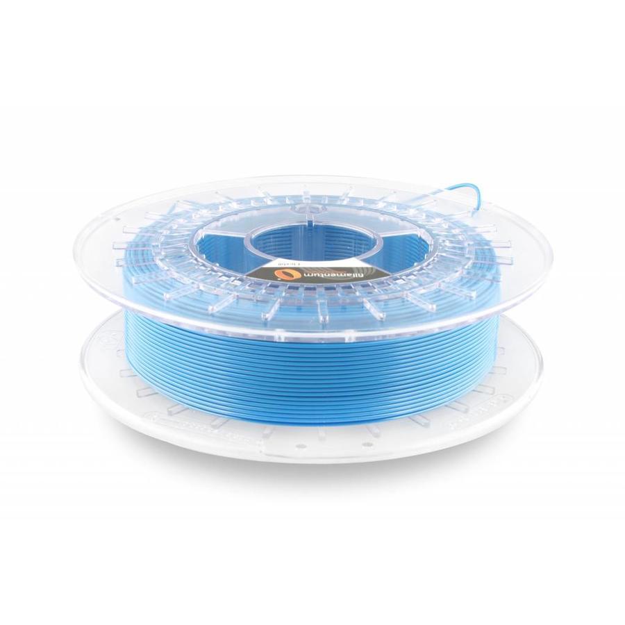 Flexfill 98A Sky Blue RAL 5015 / PMS 3015: flexibel 3D filament, 500 gram-1