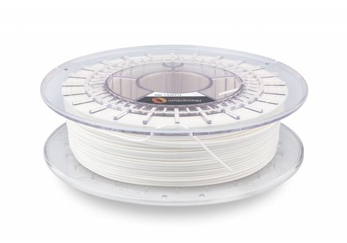 Fillamentum Flexfill 98A Traffic White: semi-flexibel 3D filament, RAL 9016 / PMS 705, 500 gram
