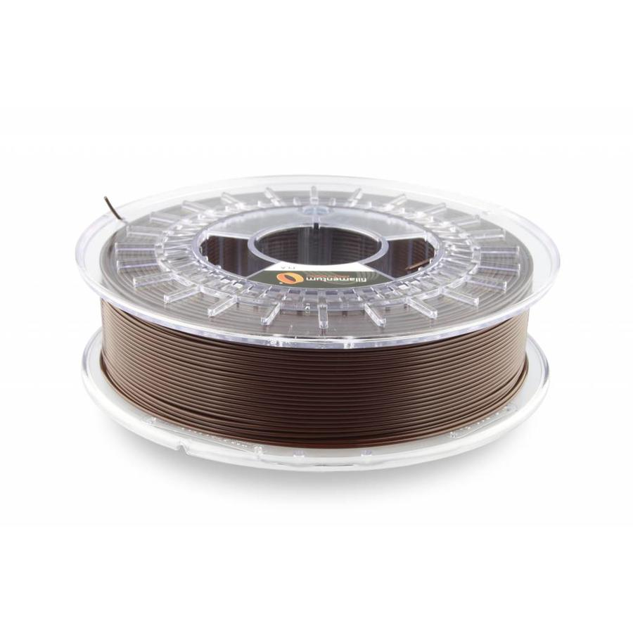 PLA Chocolate Brown, RAL 8017 / Pantone 497, 750 gram (0.75 KG)