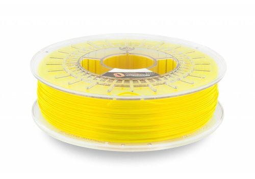 Fillamentum CPE HG100 Gloss, NEON Yellow, enhanced PETG