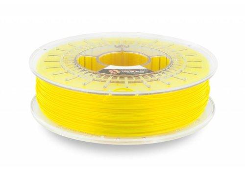 Fillamentum CPE HG100 Gloss, NEON Yellow Transparant, verbeterd PETG filament
