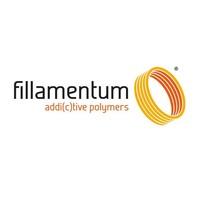 thumb-CPE HG100 Gloss, NEON Orange Transparant, verbeterd PETG filament-2