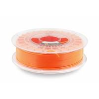 thumb-CPE HG100 Gloss, NEON Orange Transparant, verbeterd PETG filament-1