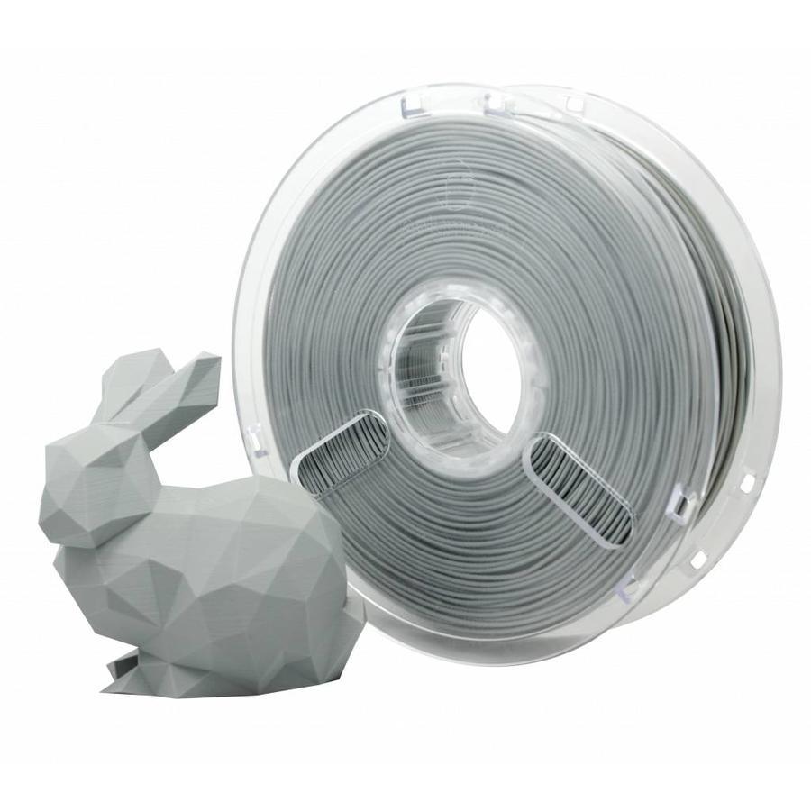 PolyMax™ PLA True Grey, RAL 7042, Pantone 429, 750 gram (0.75 KG)-1