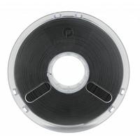 thumb-PolyLite™ PLA True Black, RAL 9005, 1.000 gram (1 KG) Jam Free 3D filament-3