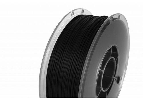 Polymaker PolyLite™ PLA True Black, RAL 9005, 1.000 gram (1 KG) Jam Free 3D filament
