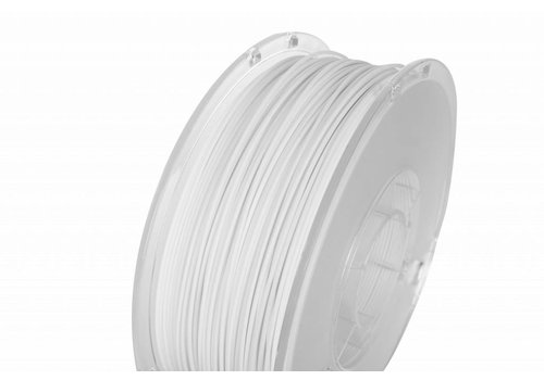 PolyLite™ PLA True White, RAL 9003, 1.000 gram (1 KG), Jam Free 3D filament