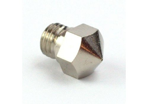 P3-D MK10 A2 steel plated nozzle - 0.6 mm Hercules