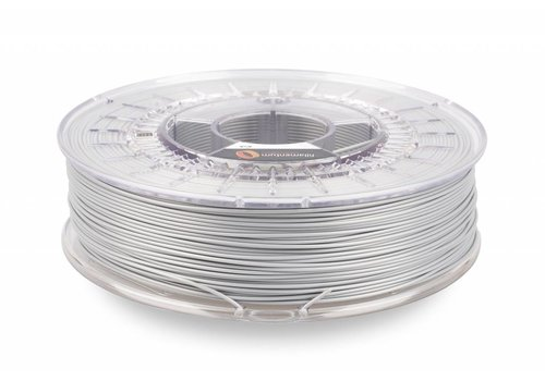 Fillamentum ASA White Aluminium RAL 9006 - technical polymer, 750 grams