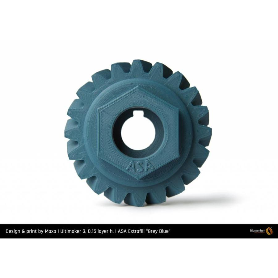 ASA Grey Blue - technical polymer, 750 grams-2