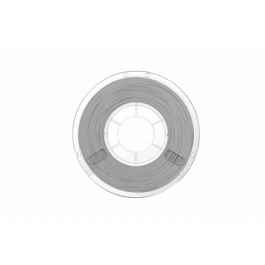 PolyLite™ PETG, Grey, 1 KG, RAL 7042 / Pantone 429, transparent-2