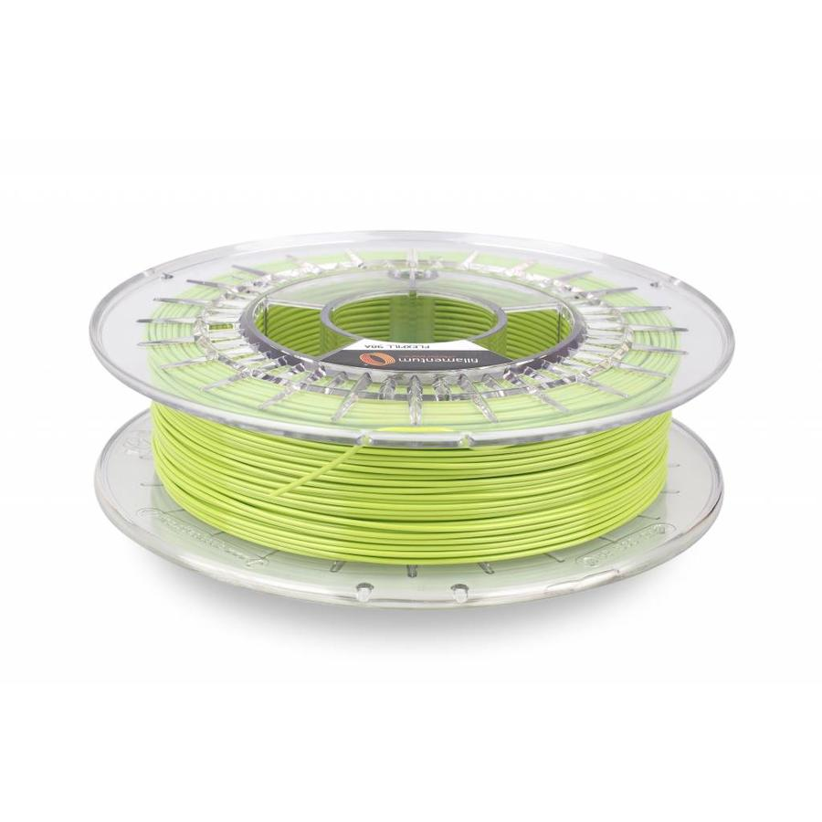 Flexfill 98A Pistachio Green: semi-flexibel 3D filament, 500 gram-1