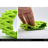 thumb-Flexfill 98A Pistachio Green: semi-flexibel 3D filament, 500 gram-3