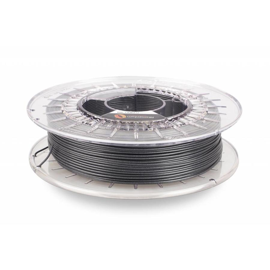Flexfill 98A Vertigo Grey: semi-flexibel 3D filament, 500 grams-1