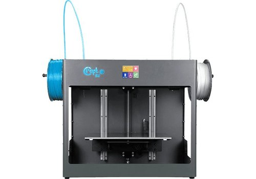 CraftUnique Craftbot 3 - antraciet- 3D printer