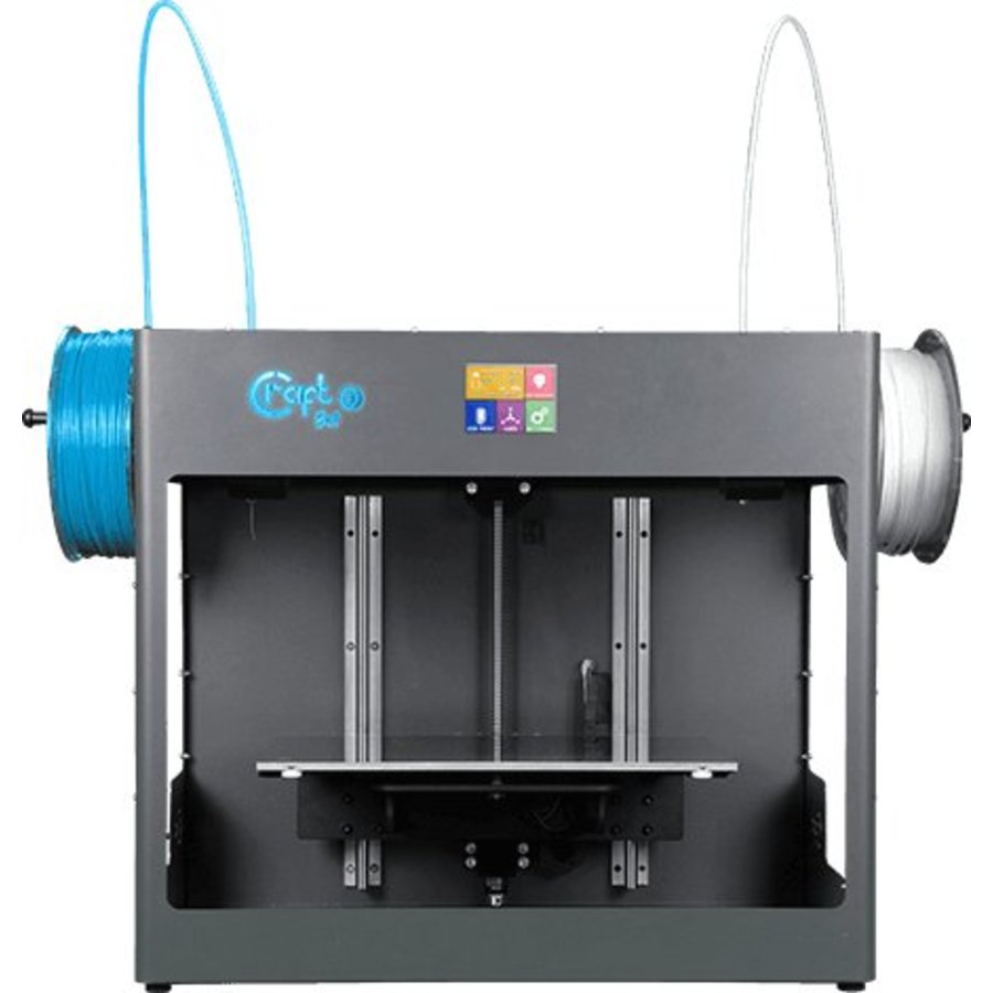 Craftbot 3 - anthracite- 3D printer-1