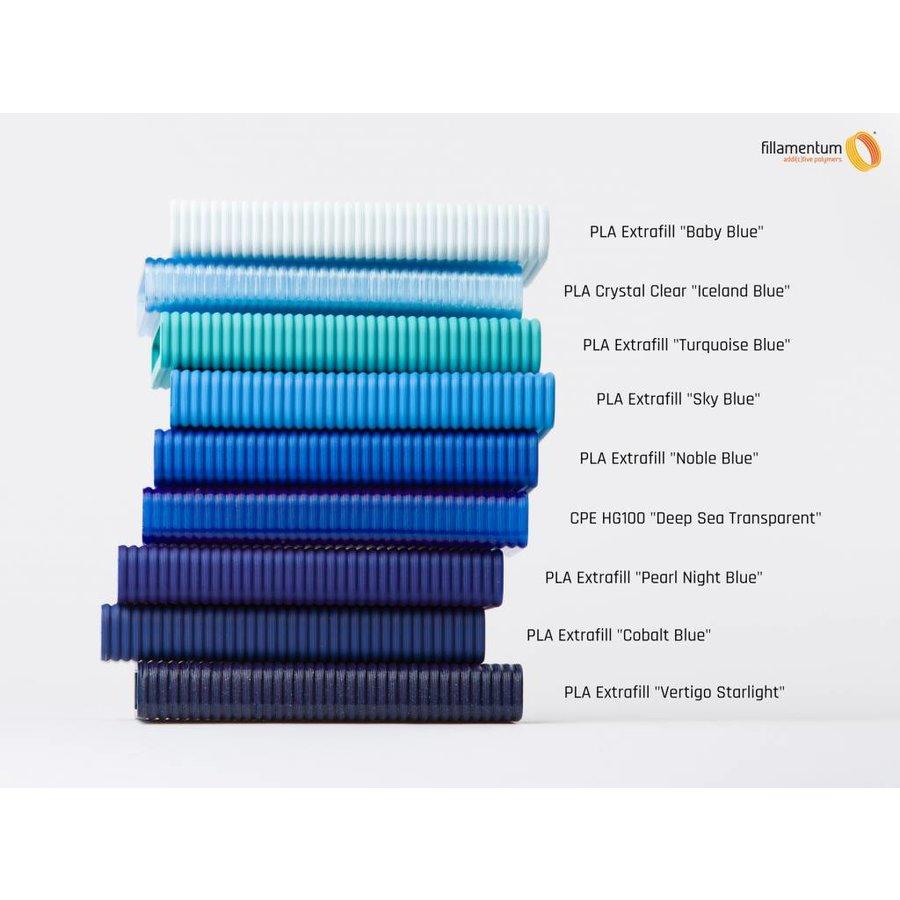 PLA Baby Blue, 750 gram (0.75 KG), 3D filament-2