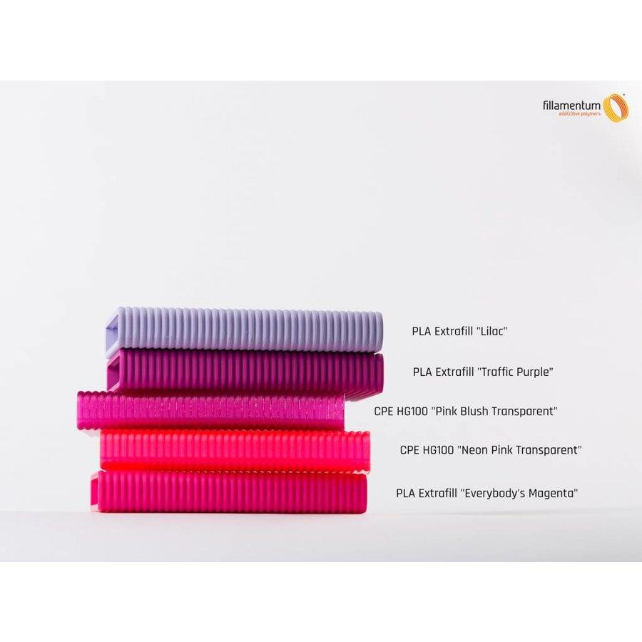 PLA Lilac, 750 grams (0.75 KG), 3D filament-2
