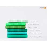 thumb-PLA Mint, 750 grams (0.75 KG) 3D filament-2