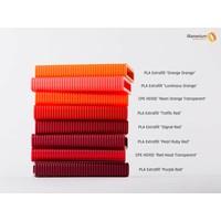 thumb-PLA Signal Red, RAL 3001 / Pantone 484, 750 grams (0.75 KG)-2