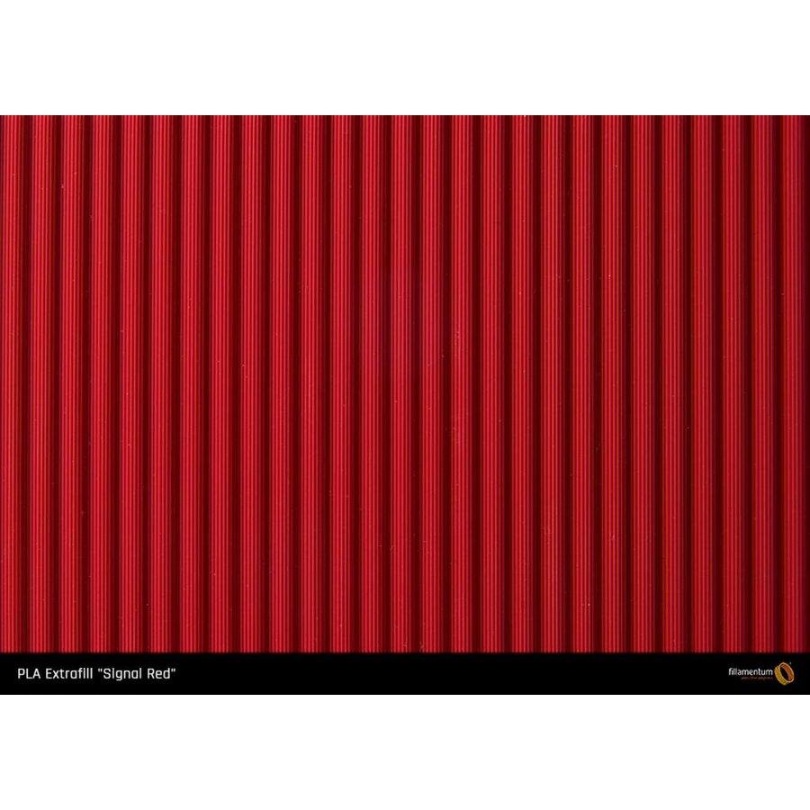 PLA Signal Red, RAL 3001 / Pantone 484, 750 grams (0.75 KG)-4
