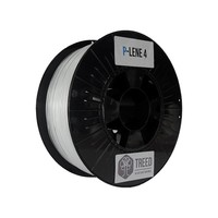 thumb-P-LENE4, Polypropylene filament, RAL9003-Signal White, 750 grams (0.75 KG)-2