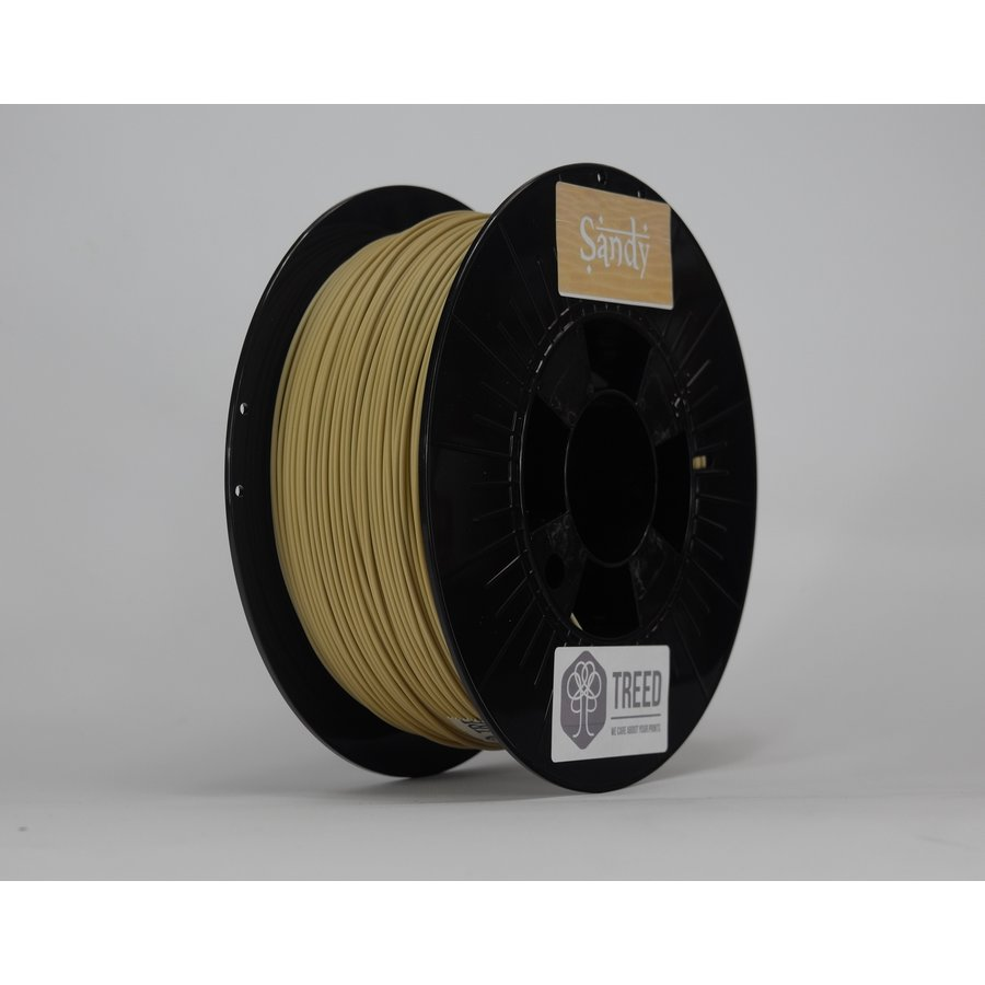SANDY - sand 3D filament, 750 grams (0.75 KG)-3