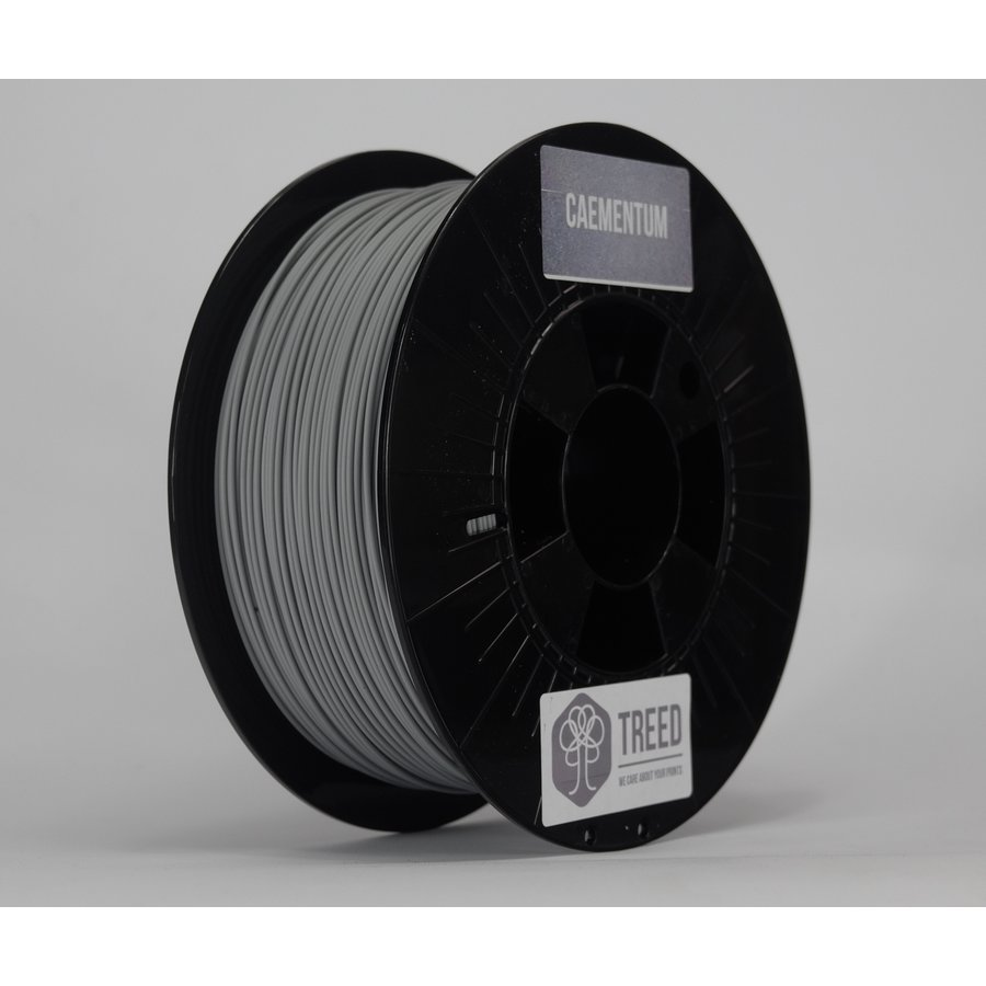 Caementum 3D filament, concrete filament , 750 grams (0.75 KG)-3