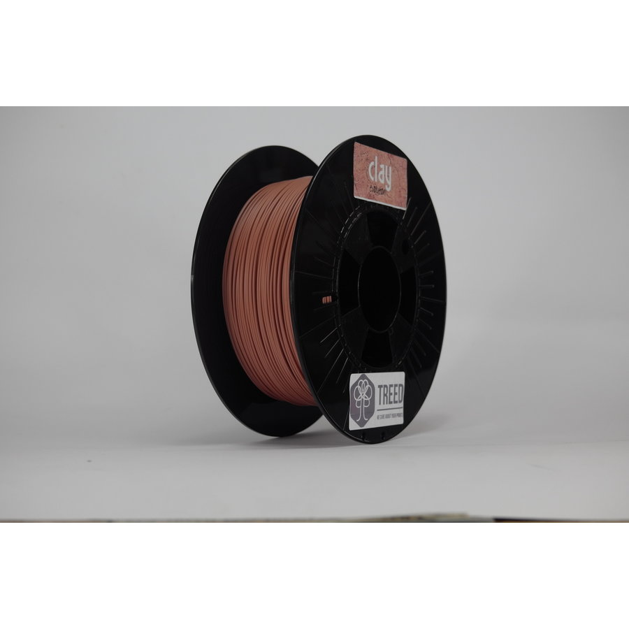 Clay 3D filament, klei filament, 750 gram (0.75 KG)-3
