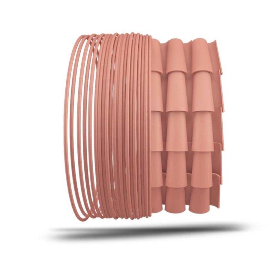 Clay 3D filament, clay filament, 750 grams (0.75 KG)-1