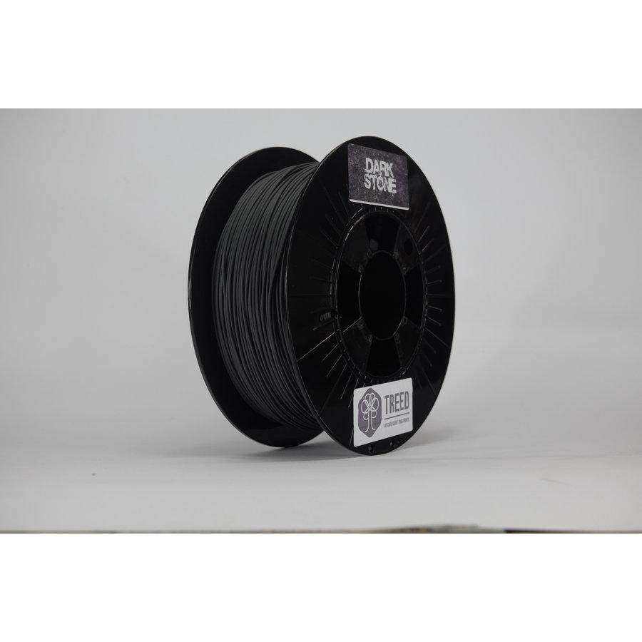 Dark Stone 3D filament, stone filament, 750 grams (0.75 KG)-3