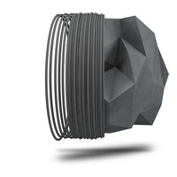 thumb-Dark Stone 3D filament, steen filament, 750 gram (0.75 KG)-1