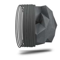 thumb-Dark Stone 3D filament, stone filament, 750 grams (0.75 KG)-1