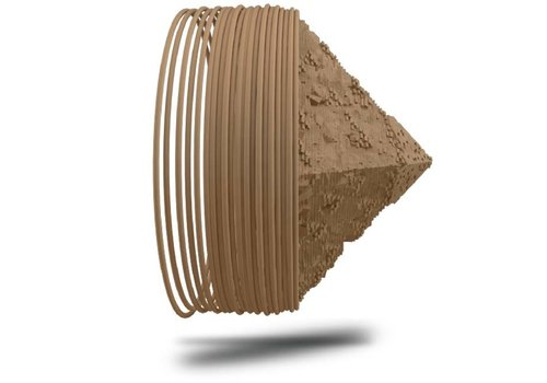 Treed SANDY - sand 3D filament, 750 grams (0.75 KG)
