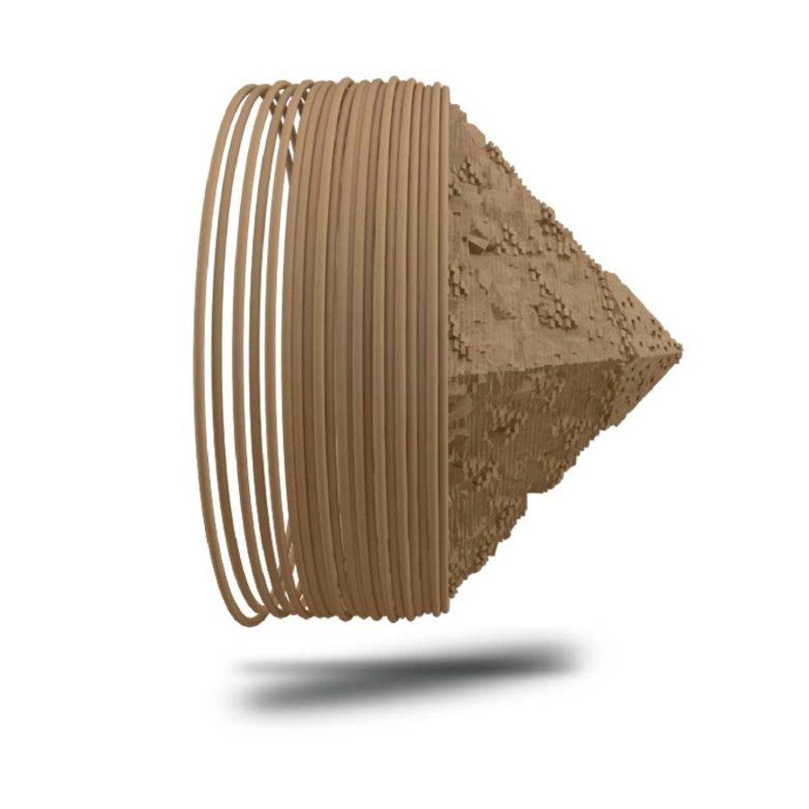 SANDY - zand 3D filament, 750 gram (0.75 KG))-1