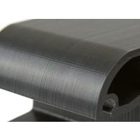 thumb-Vinyl 303, Black, 750 grams (0.75 KG) vinyl 3D filament-3