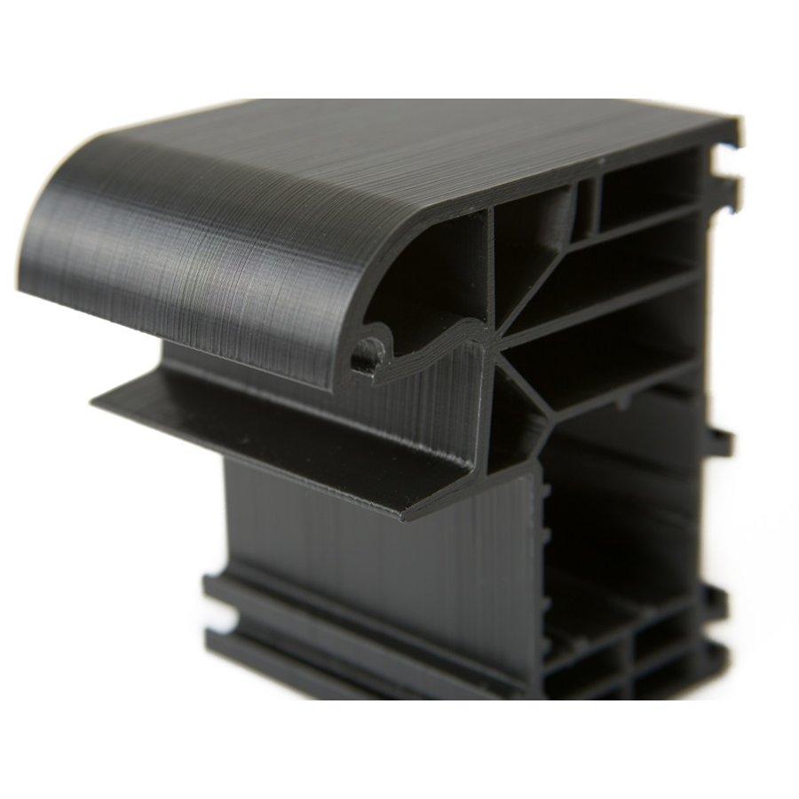 Vinyl 303, Black, 750 grams (0.75 KG) vinyl 3D filament-4