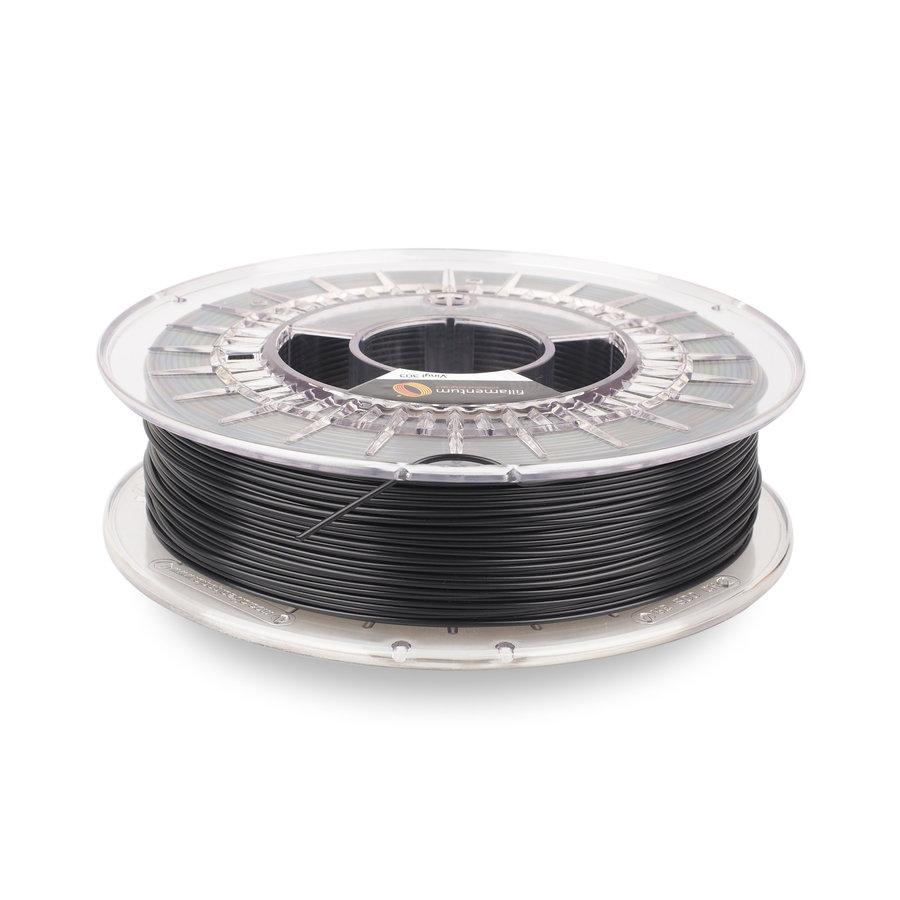 Vinyl 303, Black, 750 grams (0.75 KG) vinyl 3D filament-1